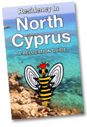 Residency in North Cyprus booklet cover
